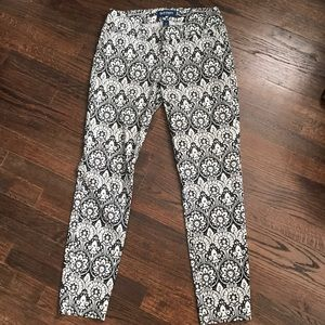 Floral Print Old Navy Pants